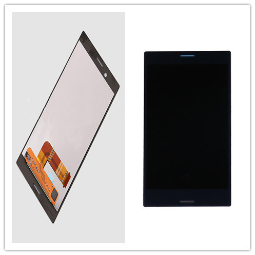 JIEYER 4.5'' Touch Screen Digitizer Sensor Glass + LCD Display Screen Panel Assembly for Sony Xperia X Compact F5321 X Mini
