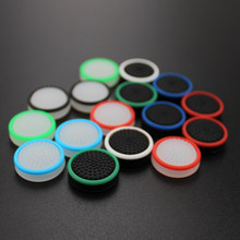 TingDong 1PCS Luminous Silicone Rubber Thumb Stick Caps for Nintend Switch Joy-Con Controller Joystick Grips(China)