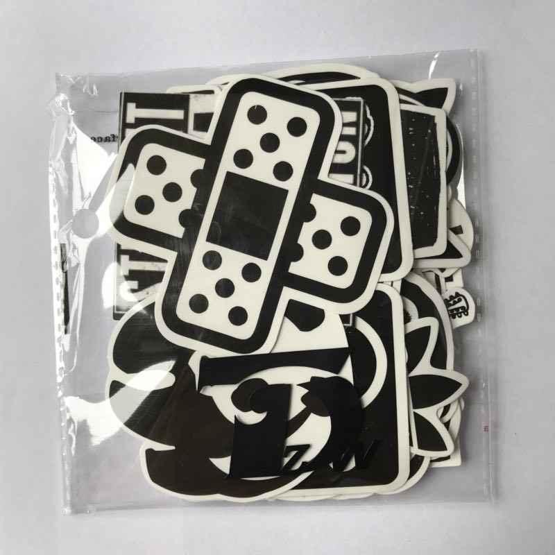 Td ZW 60 шт Забавный хитовые наклейки для детские домашние декорации JDM (японская модель для внутреннего рынка) на наклейке для ноутбука наклейка холодильник, скейтборд каракули наклейки pegatinas