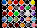 New 30 PCS Mix Colors Pearly nacreous UV Builder Gel Acrylic Nail Art Set for Nail Tips