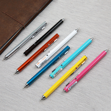 Japão ohto horizonte colorido caneta esferográfica de metal 0.7mm nbp exame escrito caneta esferográfica luxo 1 pcs