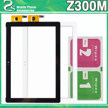 Tested Z300 Touch Screen For Asus zenpad 10.1''Z300M Touch Sensor Glass Digitizer Panel free shipping 7 inch touch screen 100% new for asus zenpad c 7 0 z170mg touch panel tablet pc touch panel digitizer