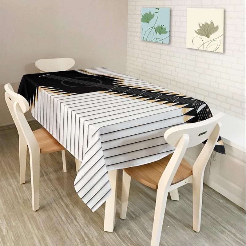 Noul decor de casă Pânză de masă Masă de masă Cafea restaurant - Textile de uz casnic - Fotografie 4