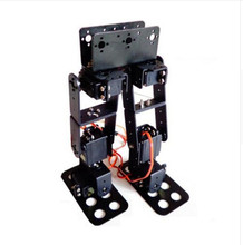 6 DOF Biped Walking Humanoid Robot Parts F17325(China)