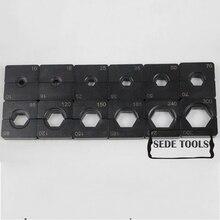 10-300мм2 гидравлический кабель обжимной инструмент штампы