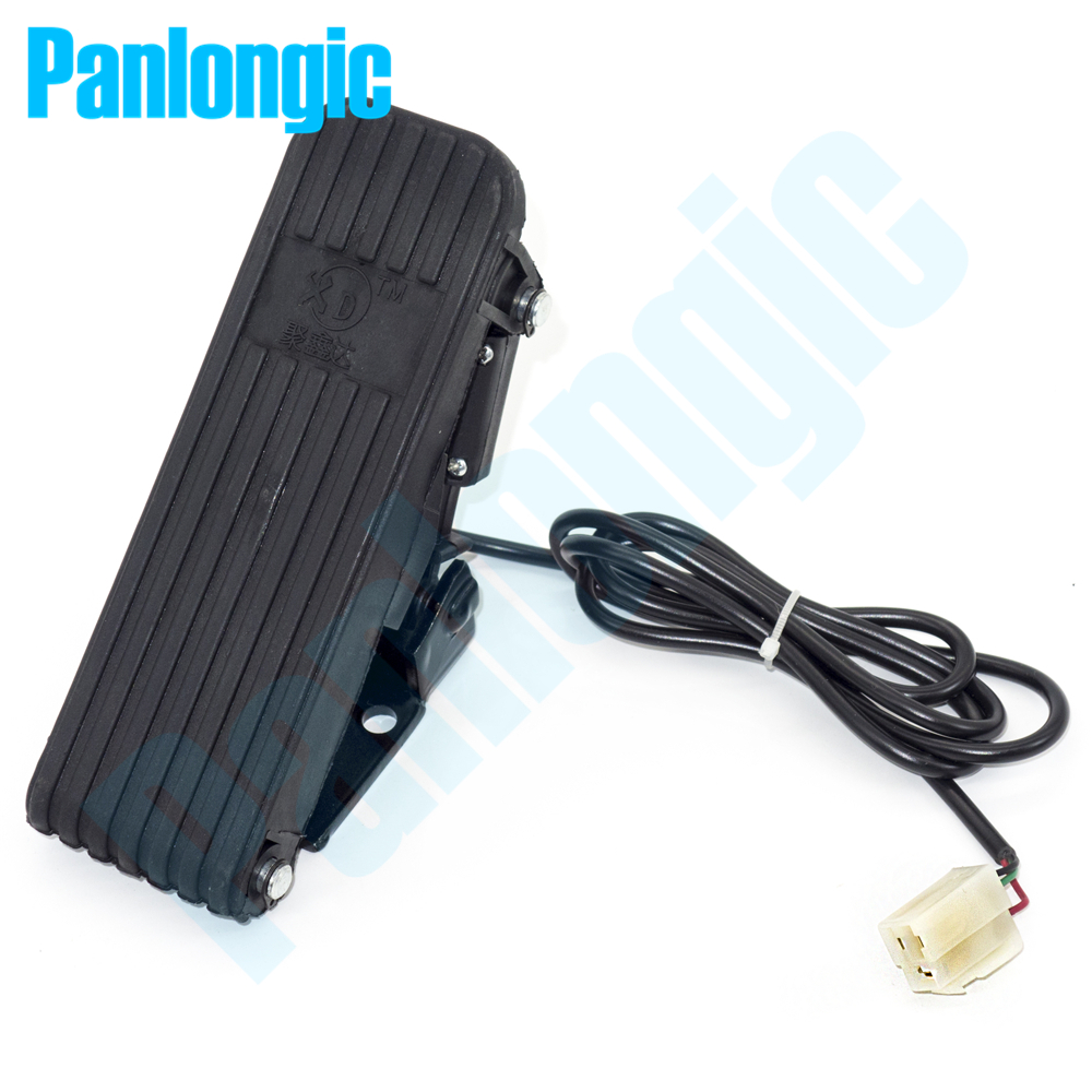Panlongic Motor Vehicle Accelerator Pedal Electrical Car Foot Pedal Hall Throttle Accelerator Speed ControlPanlongic Motor Vehicle Accelerator Pedal Electrical Car Foot Pedal Hall Throttle Accelerator Speed Control