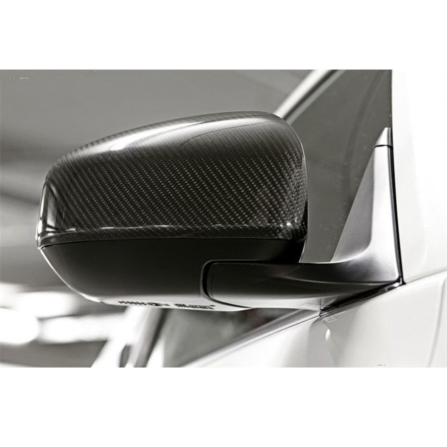 For Nissan Fairlady Z34 370Z JDM Real Carbon Fiber Side Door Mirror Cover 2009~2016-in Mirror & Covers from Automobiles & Motorcycles    1