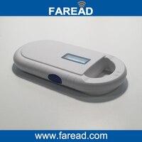 NEW 134 2KHz FDX B Pet Microchip Portable RFID Scanner Animal RFID Tag Reader Scanner FDX