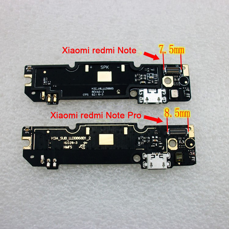 100% New For Xiaomi Redmi Note 3 Micro Usb Plug Charge Board For Xiaomi Redmi Note 3 Pro Prime USB Flex Cable Mobile Phone Parts