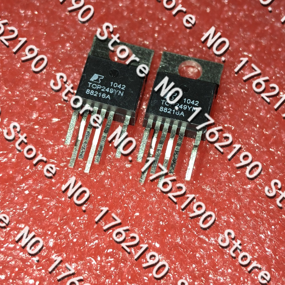5PCS/LOT TOP249Y TOP249YN TO-220 LCD Power Management Chip
