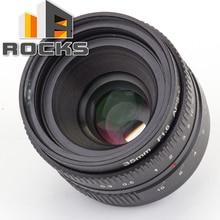 Buy APS-C Television TV Lens/C CTV Lens For 16mm C Mount Camera 35mm F1.6 Black