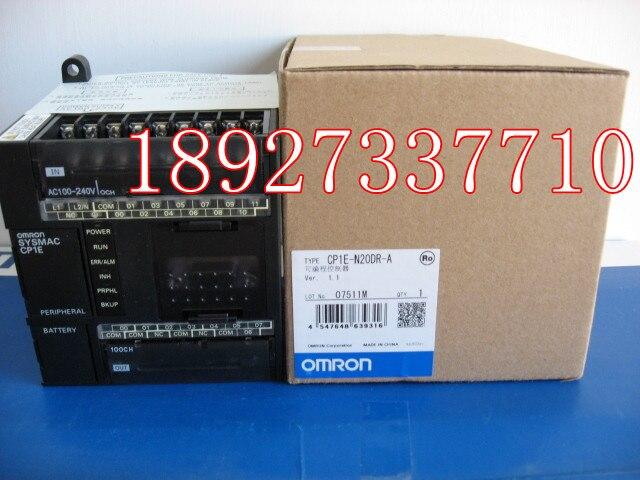 [ZOB] новый оригинальный omron Omron Программируемый логический контроллер реле CP1E N20DR A