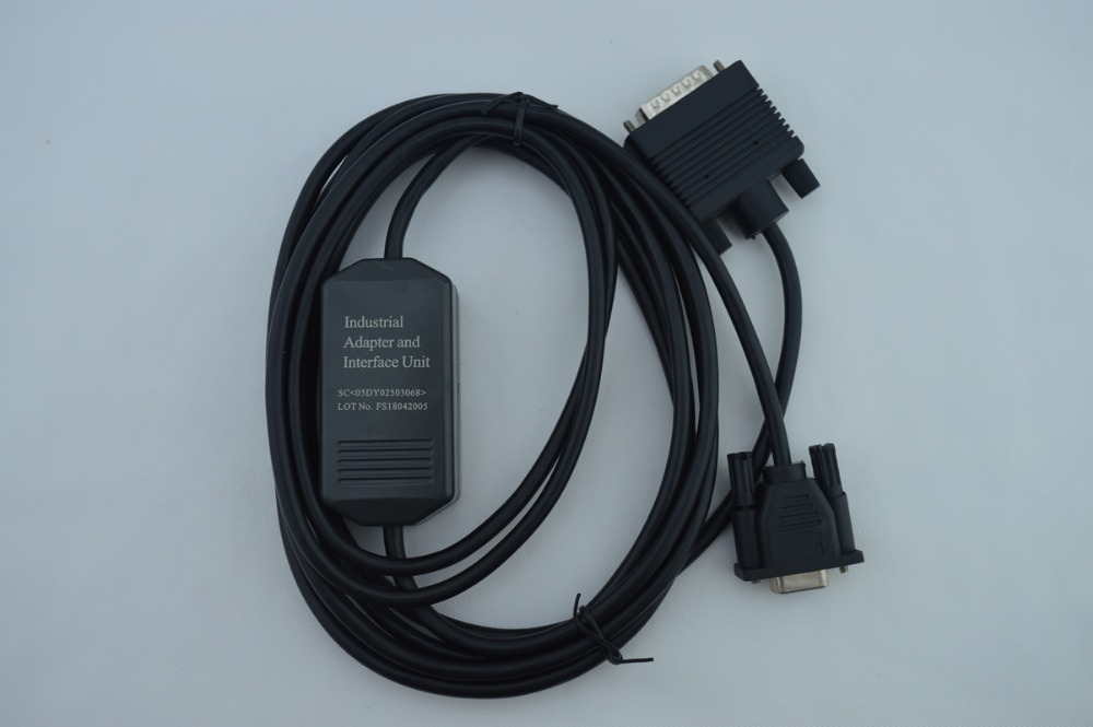 цена на IC690ACC901 : RS232 to SNP adapter for GE FANUC 90 series PLC, ic690acc901 ,3 meters.FAST DELIVERY