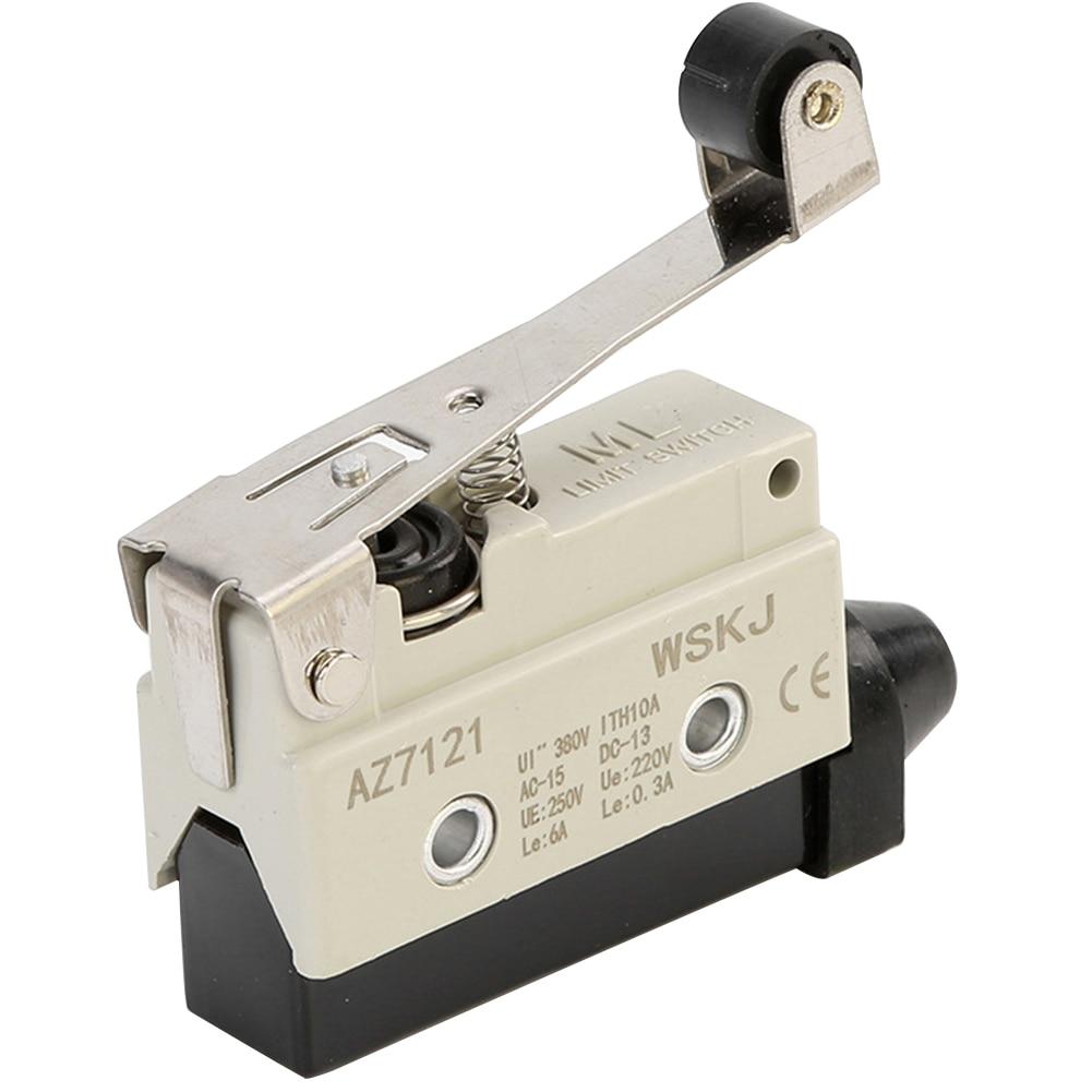 NC NO 6A 125VAC Plunger Snap Limit 3A 250V B 3 pcs Kema Keur SM-31 Micro Switch