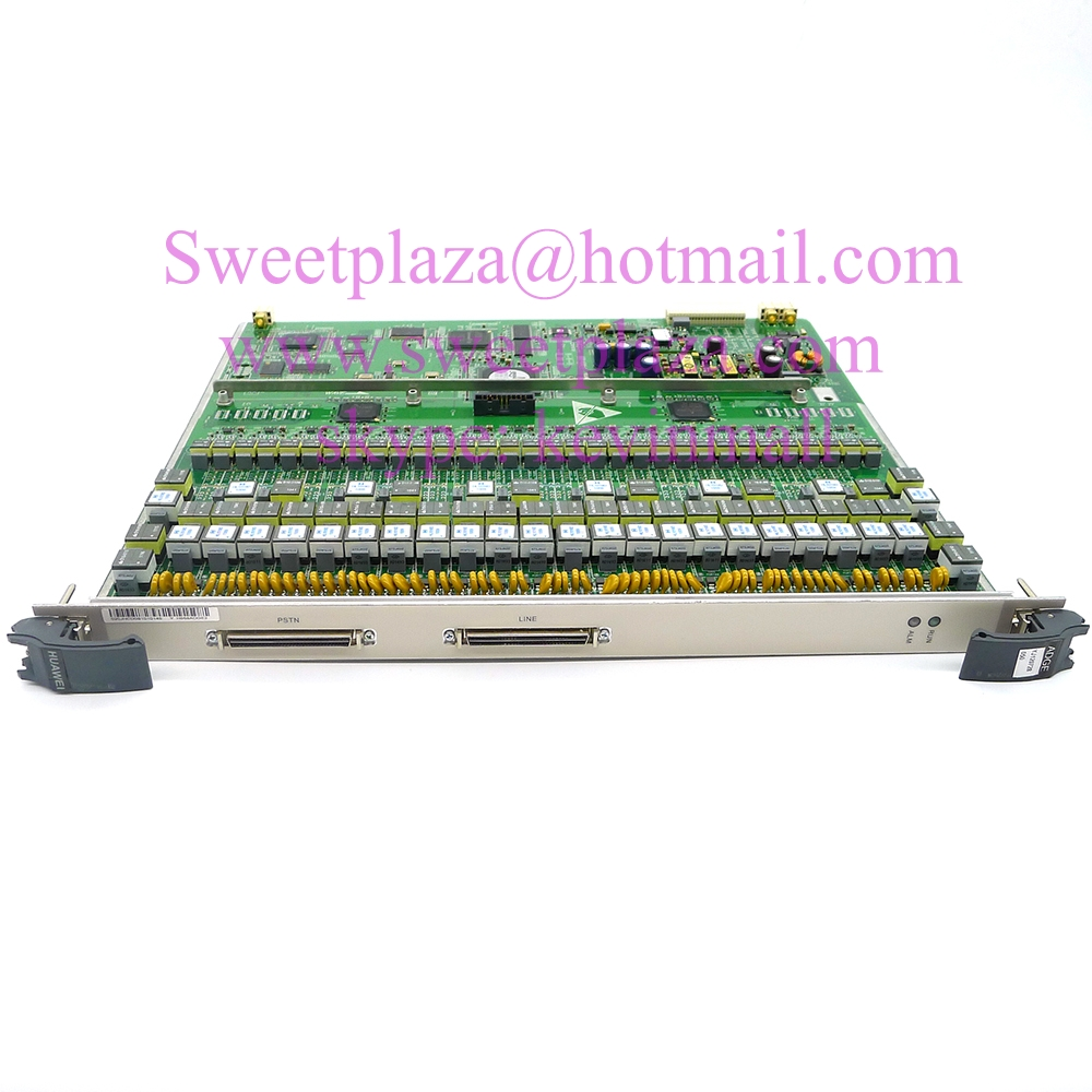 Networking Original Hua Wei 32 Line Subscriber Board Adge For Smartax Olt Ma5600&ma5603 Neither Too Hard Nor Too Soft