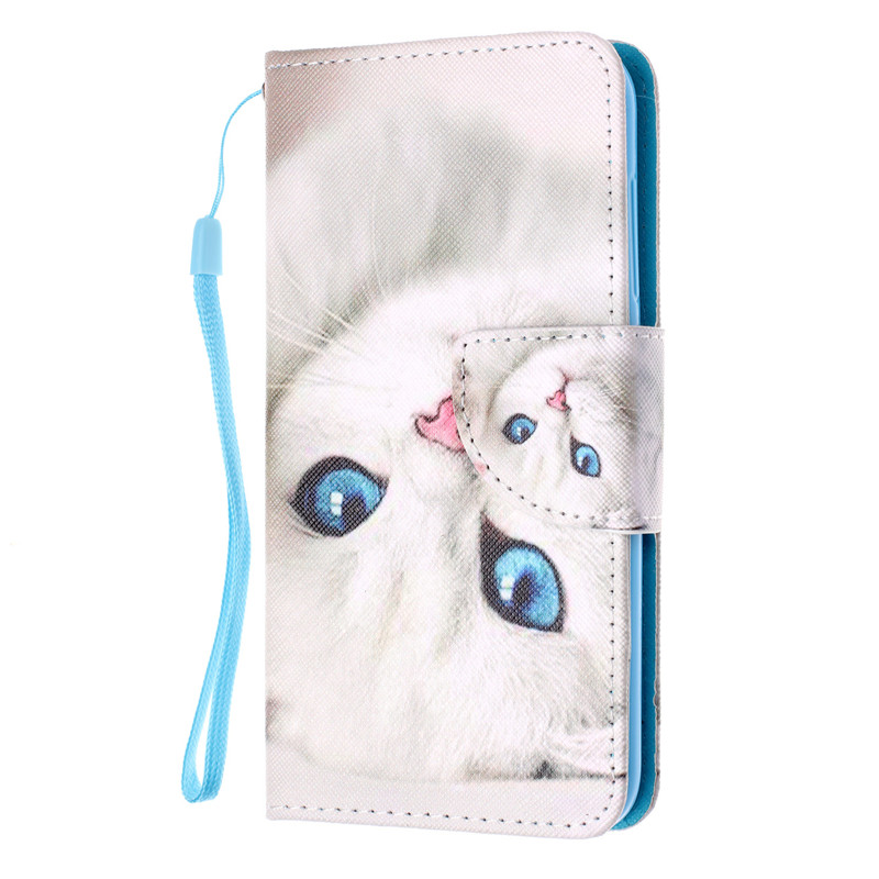 Redmi 4A 5A Leather Case Cover on for Fundas Xiaomi Redmi 5A Case for Coque Xiaomi Redmi 4A 5A Case Flip Wallet Cover Phone Bag in Flip Cases from Cellphones Telecommunications