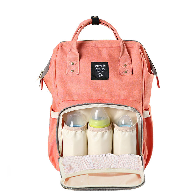 Brand Fashion Mommy Backpack For Nappies Bag Large Capacity Mother Backpack Diaper Mater ...