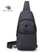 Brand Chest Bag One Shoulder Sling Backpack Daily Travel Crossboy Strap Bags Men Back Bag Casual Personalized Backpacks Stylish