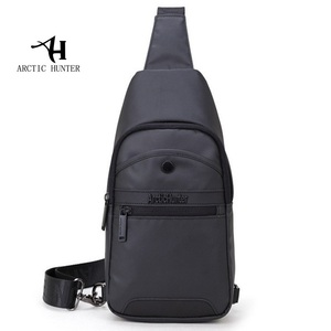 Image 1 - Brand Chest Bag One Shoulder Sling Backpack Daily Travel Crossboy Strap Bags Men Back Bag Casual Personalized Backpacks Stylish
