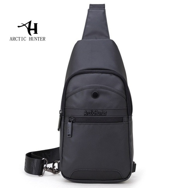 Brand Chest Bag One Shoulder Sling Backpack Daily Travel Crossboy Strap Bags  Men Back Bag Casual ff33700a50aec