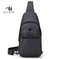 Brand Chest Bag One Shoulder Sling Backpack Daily Travel Crossboy Strap Bags Men Back Bag Casual