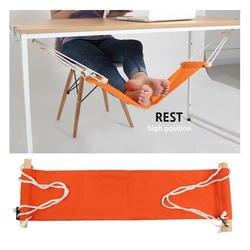 Стол ноги гамак ногой стул Уход Инструмент гамак для ног открытый остальные Cot Портативный офисные гамак для ног Мини ноги отдыхают