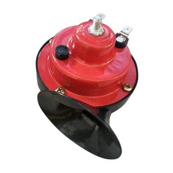 Kit de bocina de aire Dual súper fuerte de 12V 135 DB, 2 uds., tren de carga trompeta, coche, camión, barco NJ88