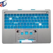 Macbook Pro retina A1706 США Топ Дело верхний регистр серый Цвет год