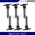 6 PCS IGNITION COIL For VOLVO S60 S80 V70 XC60 XC70 XC90 3.0 3.2 OEM 099700-1070 6G9N-12A366 30684245 1192633-001 UF594