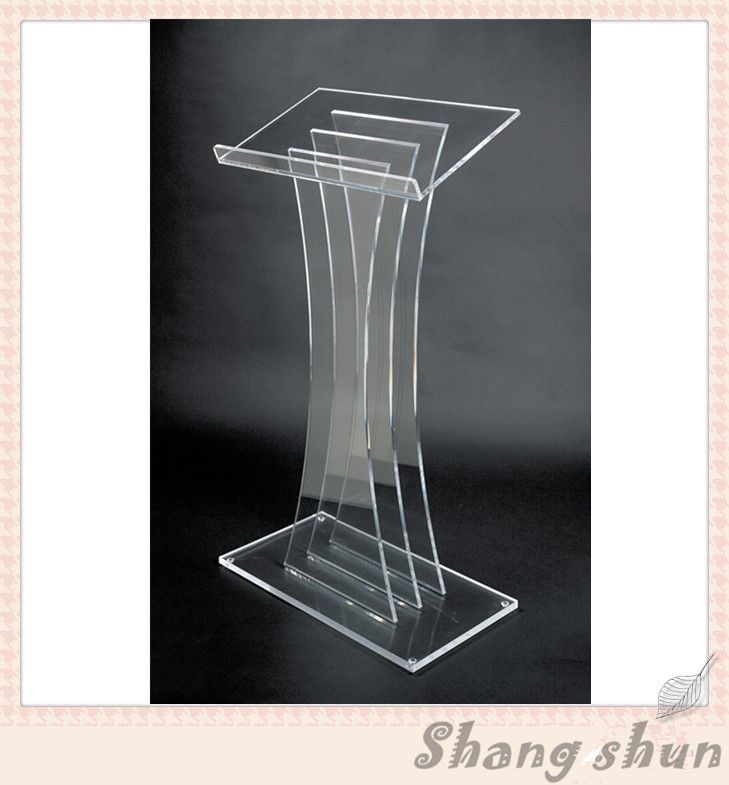 Acrylic Podium Pulpit Lectern Acrylic Church Pulpit Stand Pulpit For Church Podiums For Sale