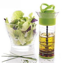 60 Second Salad Cutter Bowl Universal Mixer Whisk Sauces Dressings Salad Maker Tools Creme Egg Manual Stirring Cup