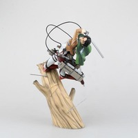 Kotobukiya ARTFX J Attack On Titan Levi Rivaille 1 8 Scale Pre Painted PVC Figure 11