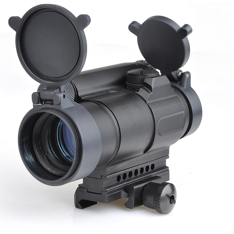 Tactical M4 2MOA Red&Green Dot Optic Laser Sight Scope 20mm Rail Mount Rifle Scope Hunting Scope Standard Spacer With Lens CoverTactical M4 2MOA Red&Green Dot Optic Laser Sight Scope 20mm Rail Mount Rifle Scope Hunting Scope Standard Spacer With Lens Cover