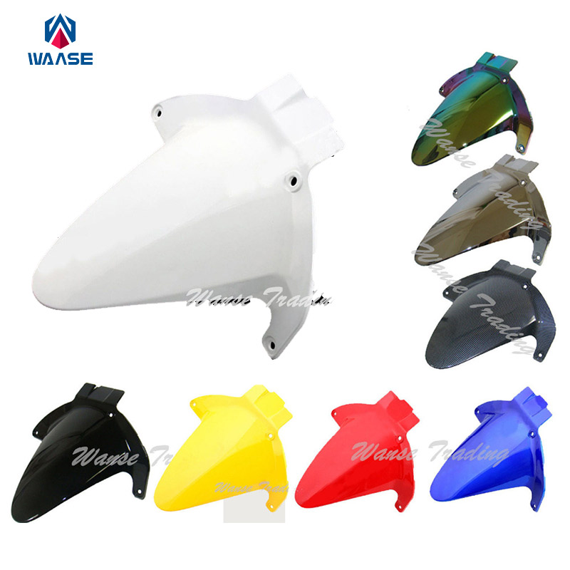 Motorcycle Rear Wheel Hugger Fender Mudguard Mud Splash Guard For Honda CBR600RR CBR 600 RR 2005 2006 2007 2008 2009 2010-2016 red for yamaha yzf r25 r3 13 16 14 15 motorcycle rear fender dust mudguard with chain guard fairing tire wheel hugger protector