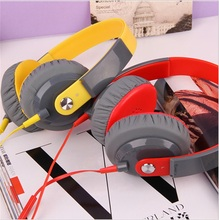 High Quality 3.5MM Audio Professional Stereo Bass dj Studio Headphone with mic for iphone 5 for iphone 6 for sumsang for xiaomi