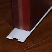 Под дверь проект стопорной двери блокировщик ветра дверь Нижняя уплотнение полоса зазор эксклюдер протектор под дверь осадка эксклюдер коврик для ванной