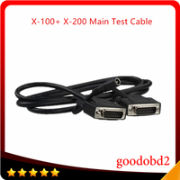 Car Styling For Xtool OBDSTAR X 100 X100 Pro Auto Car Key Programmer Car Connector Cable