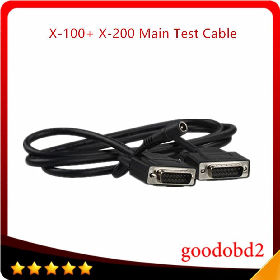 Auto Styling Für Xtool OBDSTAR X-100 X100 Pro Auto Autoschlüssel programmierer Auto Anschlusskabel für X100 + und X200 + Haupttest-kabel