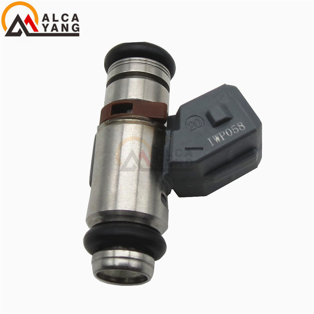 4 pieces x FUEL INJECTOR NOZZLE For VW Golf IV 4 BJ99 1 4 L 55KW