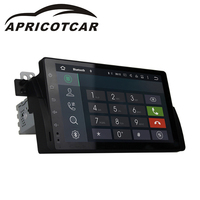 APRICOTCATR Car DVD Player For BMW 2 Nd Wifi Bluetooth FM Radio Rear View Android 6