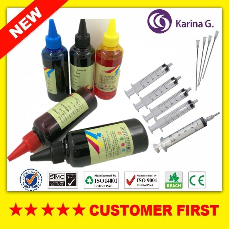 All 500ML Ink Refill Kits For Epson XP 600 XP600 XP700 XP800 XP520 XP620 XP820 XP610 XP810 Printer Ink for T2730