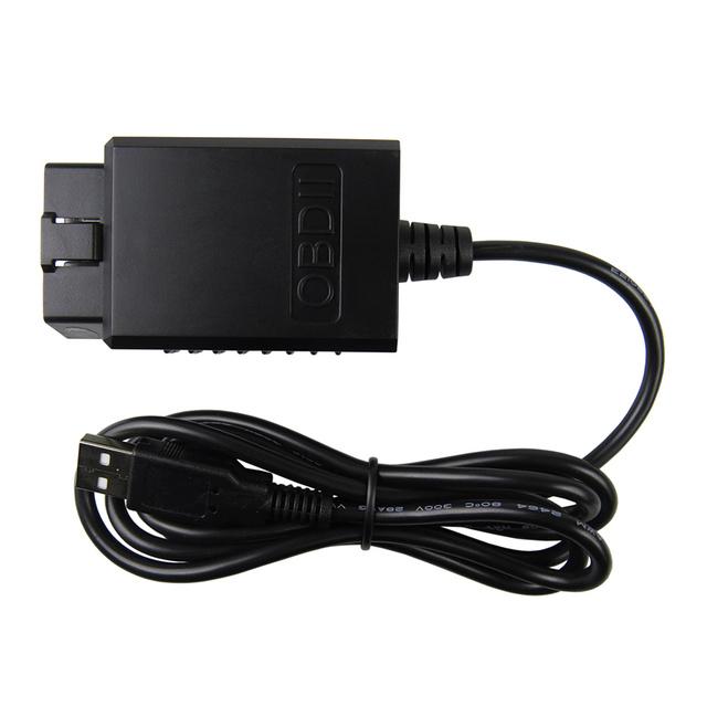 ELM327 USB V1.5 OBD2 Car Diagnostic Interface Scanner ELM 327 V 1.5 OBDII Diagnostic Tool ELM-327 OBD 2 Code Reader Scanner