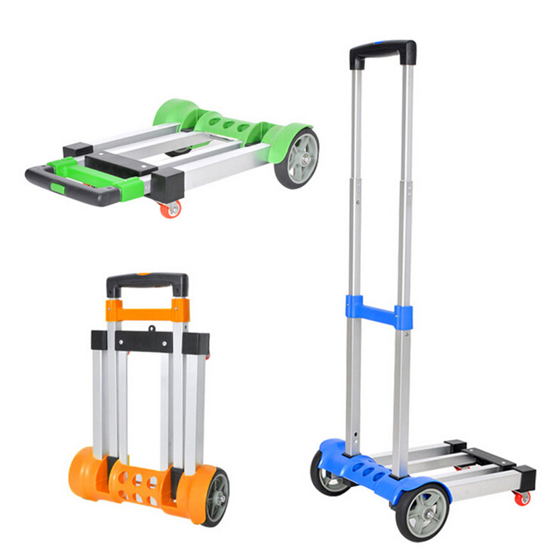 Online Buy Wholesale Foldable Luggage Trolley From China Foldable Luggage Trolley Wholesalers