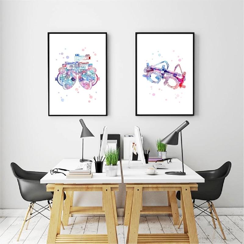 Trial Frame Canvas Prints