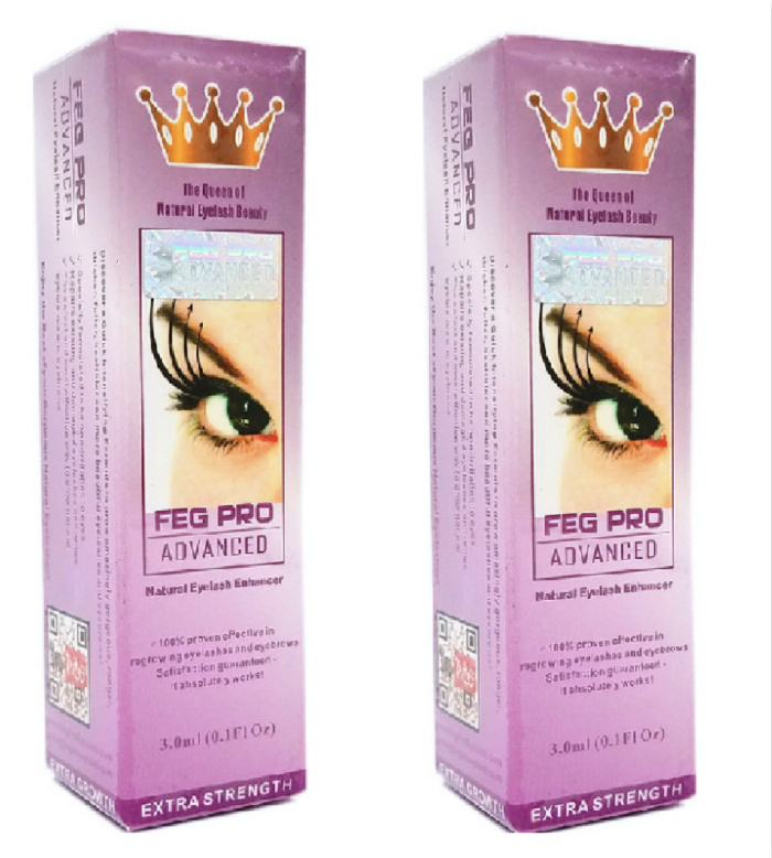 FEG Pro Advance Eyelash Enhancer 2013 2015 Ukraine & Russia 3ml Pro Eyelash Serum Original GMP Liquid