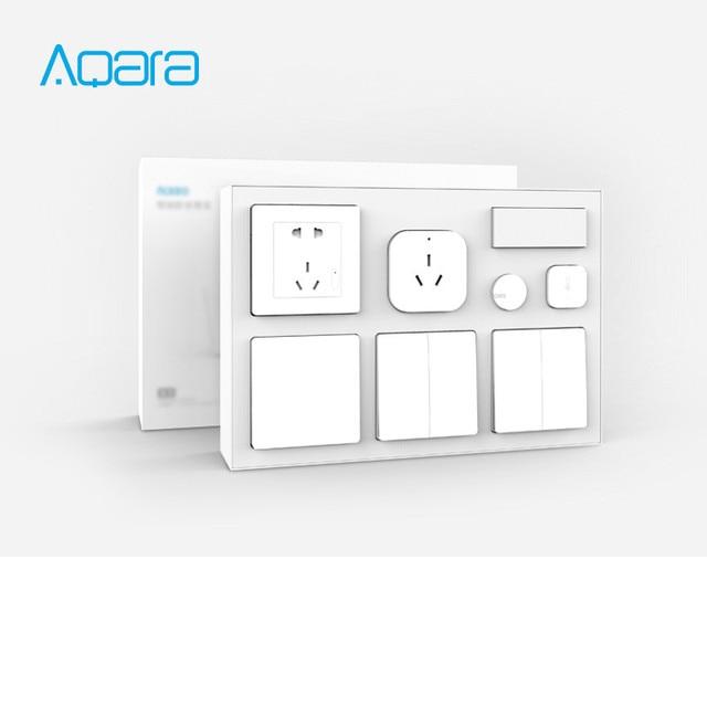 Xiaomi Mijia Aqara Smart Schlafzimmer Kit Aqara Klimaanlage + ...