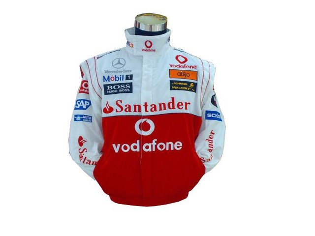 Accept, wholesale, zero,F1 team latest cotton jacket, coat embroidery racing clothes for children