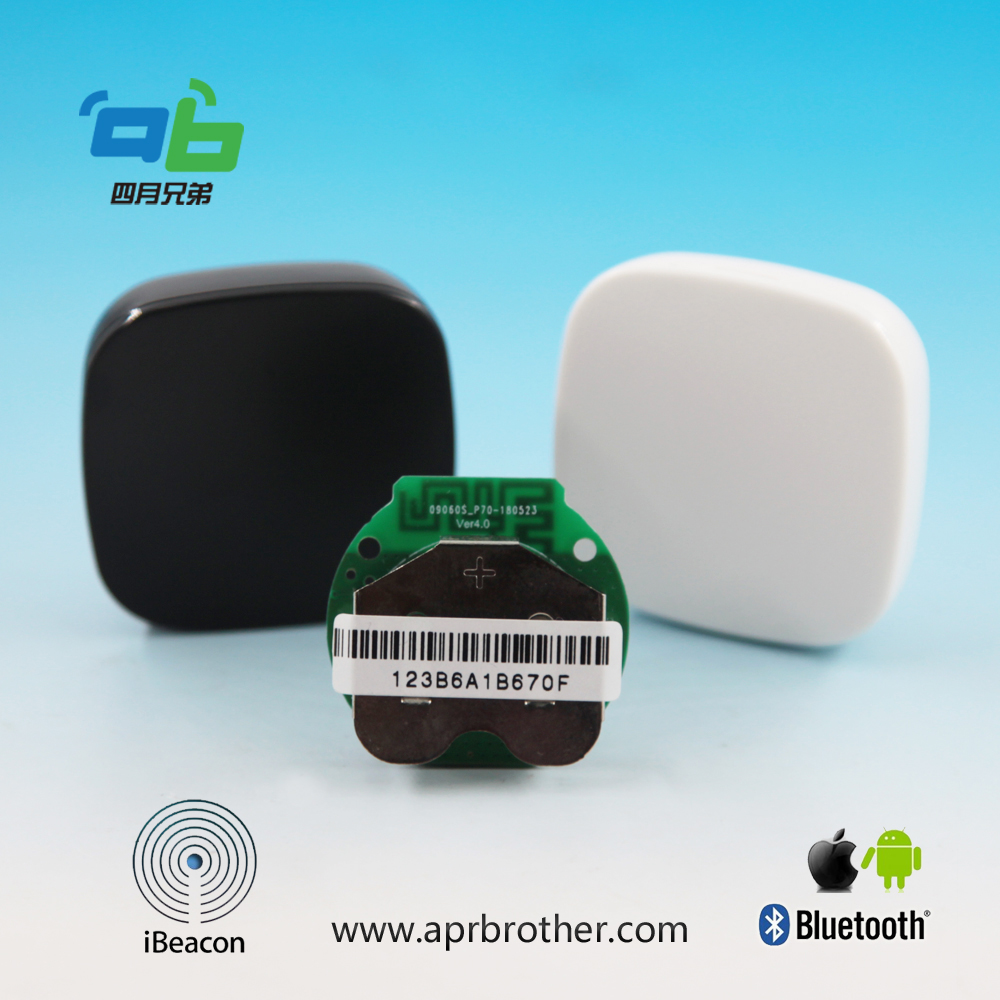 ABTemp Temperature Sensor Beacon Station Bluetooth BLE 4.0 Tag Location IBeacon Hardware