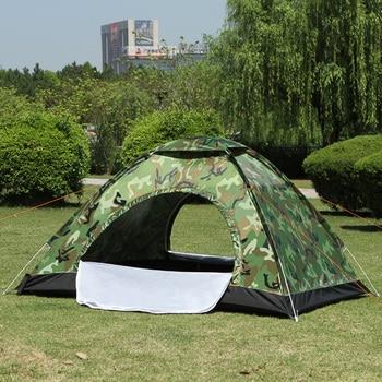 Automatic Camping Tent 3-4 Person Tent Carpas De Camping Instant Setup Protable Kamp Cadiri Tent for Hiking Traveling Equipment