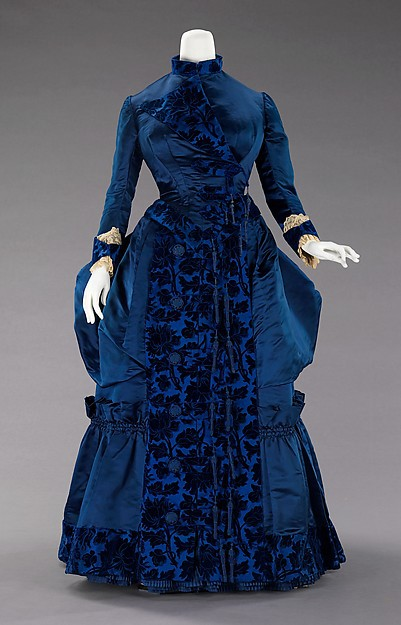Late 19th century french fashion 33